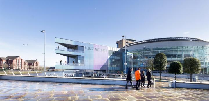 Recruitment 'open day' planned for jobs at top Belfast venues