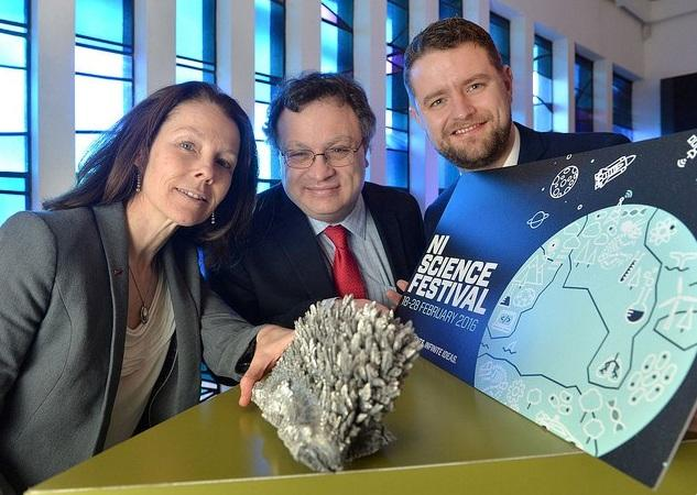 Education and Fun take centre-stage at NI Science Festival