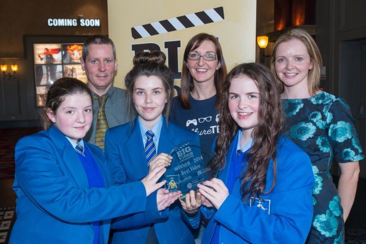 Derry Won Big At STEMies Awards