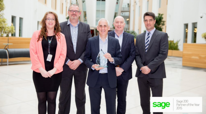 Pinnacle leads Channel at Annual Sage UKI Partner Awards