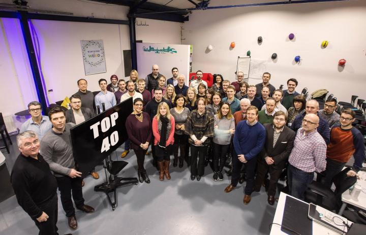 Top 40 NI Start-ups prepare to be propelled forward