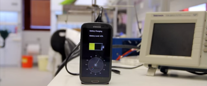 Recharge your Phone in 30 Seconds? Israeli Firm Has the Answer