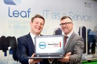 Leaf secures top creds from global IT leader DELL