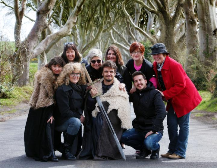 International tour operators learn all about Game of Thrones and more …