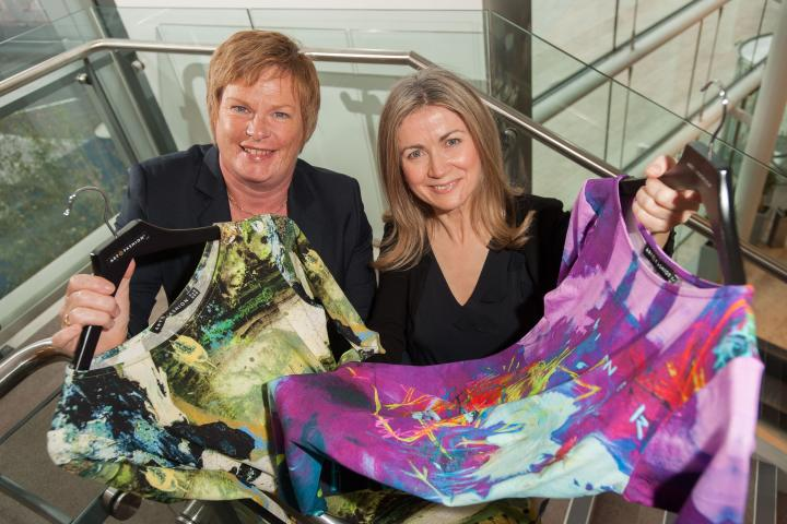 Belfast-based Art on Fashion to Export to Qatar
