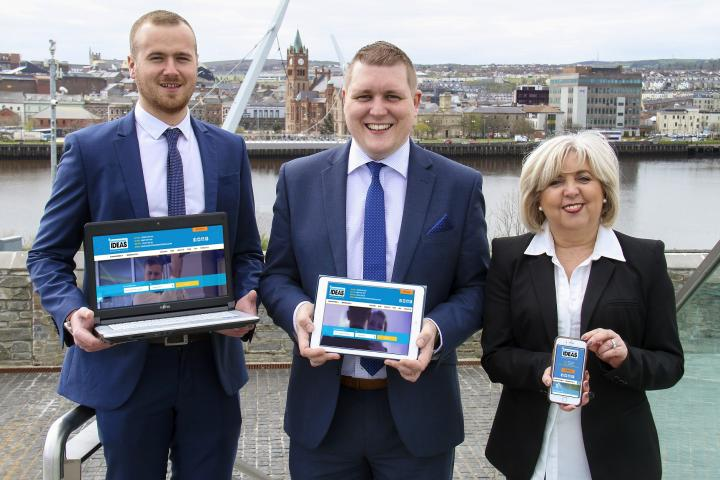 NI firm launches innovative online service