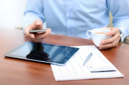 Nottinghamshire County Council Social Workers Achieve More with Mobile Working Solution