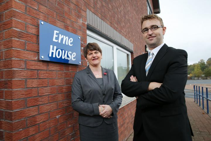 Insurance Company Set Up Centre in Enniskillen Creating 49 Jobs