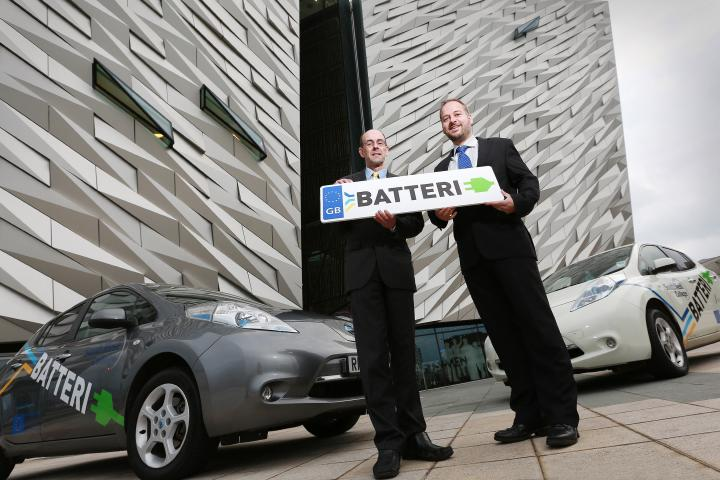 World's First Electric Car Journey Planning Tool Launched in Northern Ireland
