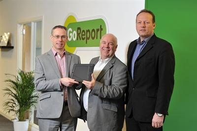 GoReport Grows Exports and Workforce Assisted by Invest NI