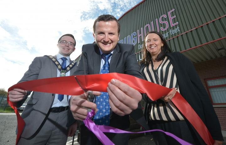 Online Retailer Rug House Newry Invests £350,000 in New Store