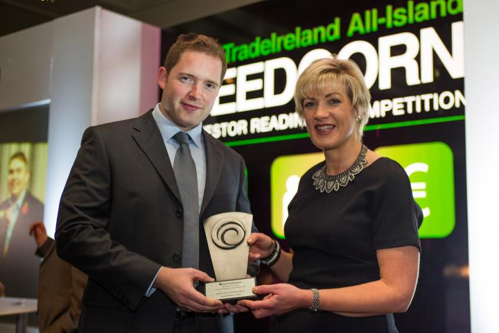 The Winners of the 2014 InterTradeIreland Seedcorn Competition